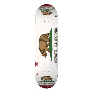 Kalifornien-Staats-Flagge Novato Skateboard Bretter