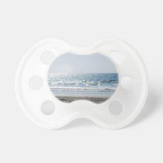 Kalifornien-Strand - schöner Ozean Schnuller