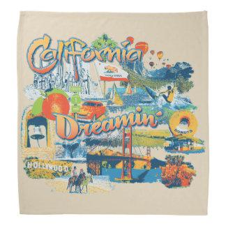 Kalifornien-Träumen Halstuch