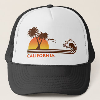 Kalifornien Truckerkappe