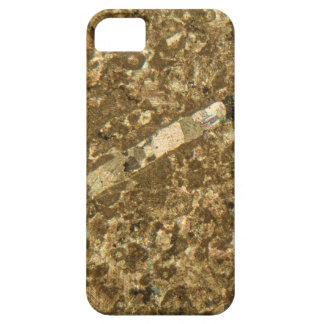 Kalkstein unter dem Mikroskop iPhone 5 Cover