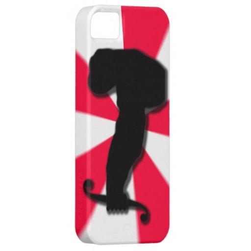Kalkül-Affe Etui Fürs iPhone 5