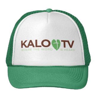 KALO Fernsehen - Fernlastfahrer-Hut Netzkappe