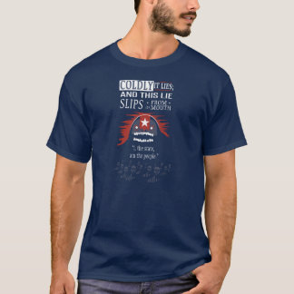 Kalt liegt es T-Shirt