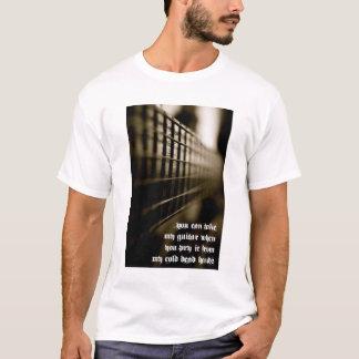 Kalte tote Hände (Gitarre) T-Shirt