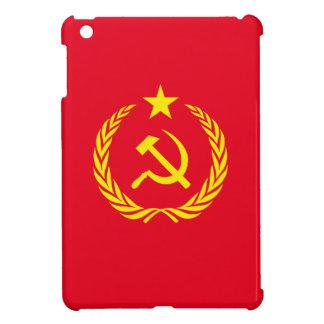 Kalter Kriegs-Kommunist-Flagge iPad Mini Hülle