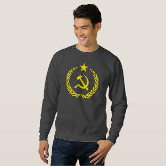 Kalter Kriegs-kommunistische Sweatshirt