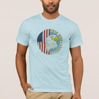 KALTER KRIEGSVETERAN/MANN T-Shirt