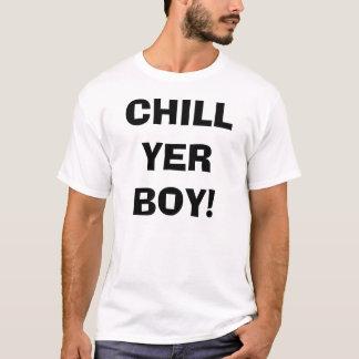 KALTER YER-JUNGE! T-Shirt