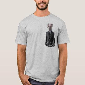 Kaltes Strauß-T-Stück T-Shirt