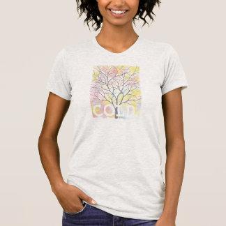 Kaltes T-Stück T-Shirt