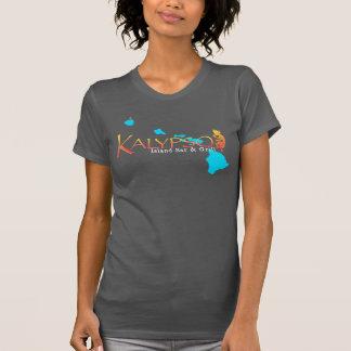 Kalypso hawaiische Inseln T-Shirt