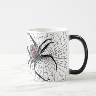 Kam entlang eine Spinne… Verwandlungstasse