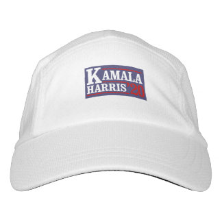 Kamala Harris für Präsidenten in 20 - Headsweats Kappe