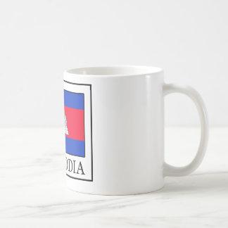 Kambodscha-Tasse Kaffeetasse