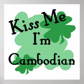 Kambodschaner Poster