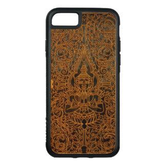 Kambodschanischer Tempel-Tür-Handy-Fall Carved iPhone 8/7 Hülle