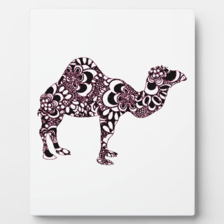 Kamel 2 fotoplatte