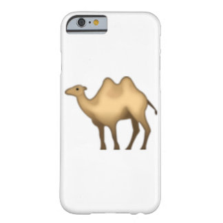 Kamel - Emoji Barely There iPhone 6 Hülle