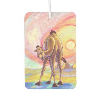 Kamel-Geschenke u. Zusätze Lufterfrischer