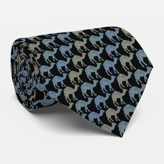 Kamel-Kamel-Krawatte Armani graue schwarze Krawatte