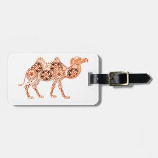 Kamel Kofferanhänger