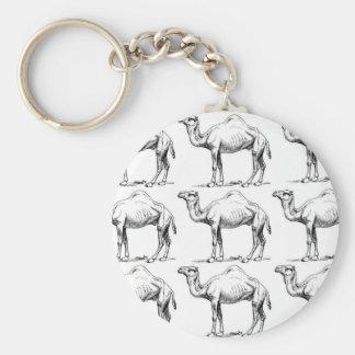 Kamelherdenkunst Schlüsselanhänger