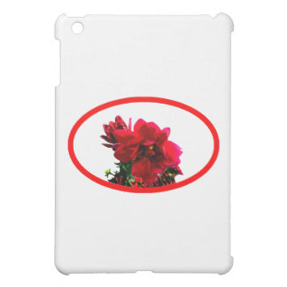 Kamelie BG Transp die MUSEUM Zazzle Geschenke iPad Mini Cover