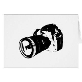 Kamera Digital SLR Karte