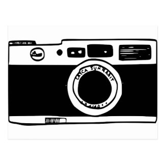 Kamera Postkarte