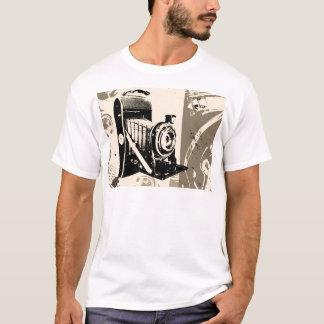 Kamera Vintag T-Shirt