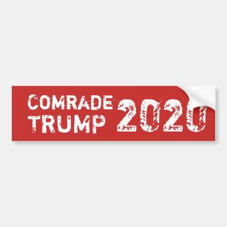 Kamerad Trump 2020 Autoaufkleber