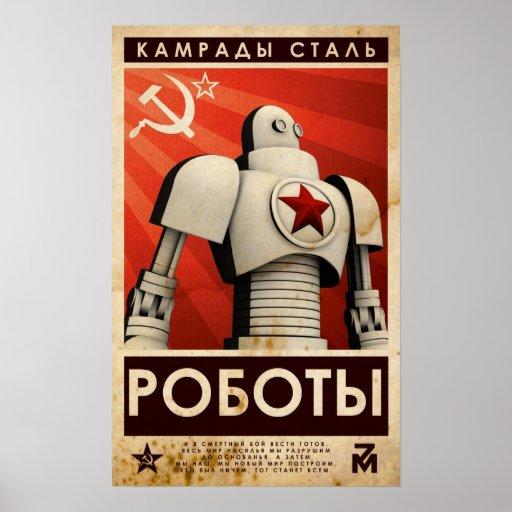 Kameraden des Stahls Posterdrucke
