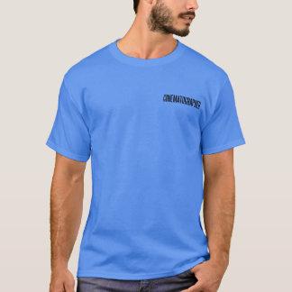 Kameramann klassisches grundlegendes T.Shirt T-Shirt