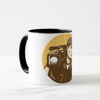 Kameramann-Tasse Tasse