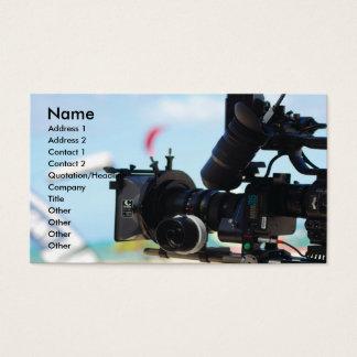 Kameramann Visitenkarte