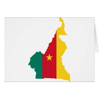 Kamerun cm karte