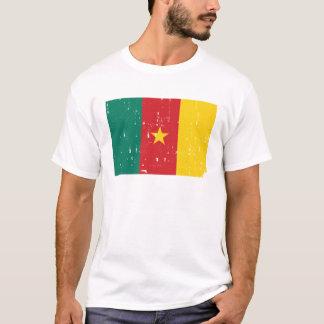 Kamerun-Flagge T-Shirt