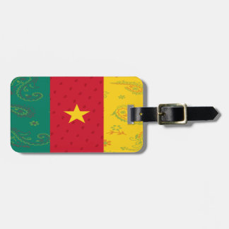 Kamerun-Gepäckanhänger Gepäckanhänger