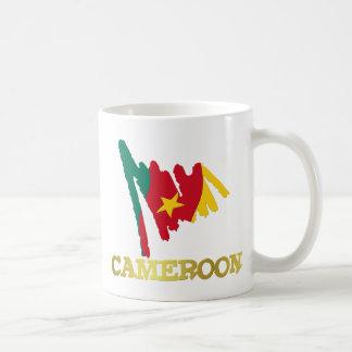 Kamerun-gute Sachen Kaffeetasse