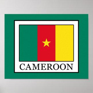 Kamerun Poster