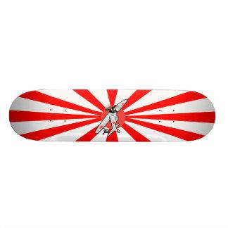 Kamikaze Pro3 Personalisiertes Deck