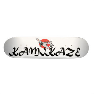 Kamikaze-ProSkateboard Bedruckte Skateboarddecks