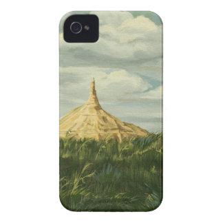 Kamin-Felsen-Landschaft 1170 Case-Mate iPhone 4 Hülle