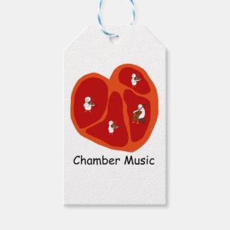 Kammermusik Geschenkanhänger