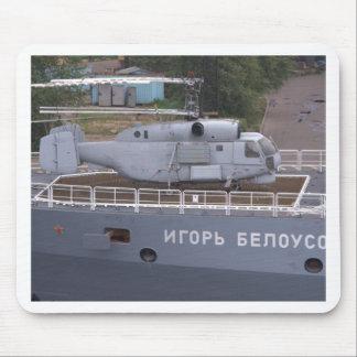 Kamov KA27 Russe-Hubschrauber Mauspad