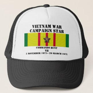 Kampagne der Kommando-Jagd-VII Truckerkappe
