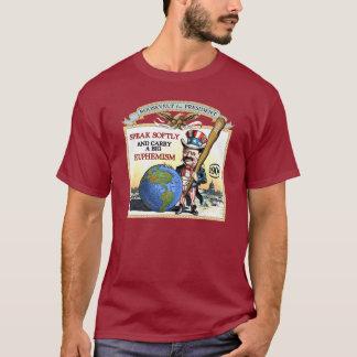 Kampagne Teddy Roosevelt 1904 (das dunkle Shirt