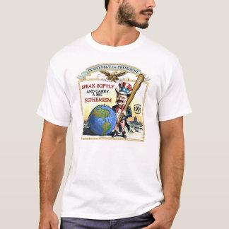 Kampagne Teddy Roosevelt 1904 (das helle Shirt der