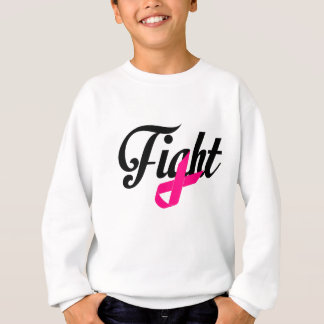 Kampf-Brustkrebs-Bewusstsein Sweatshirt